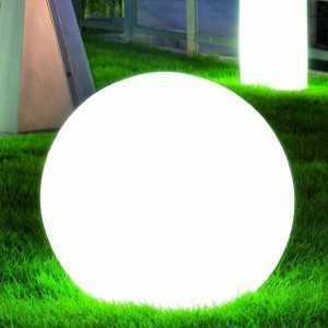 Lámpara Sfera ideal para exteriores