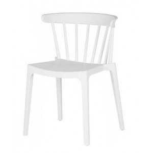 Silla Barrot color blanco