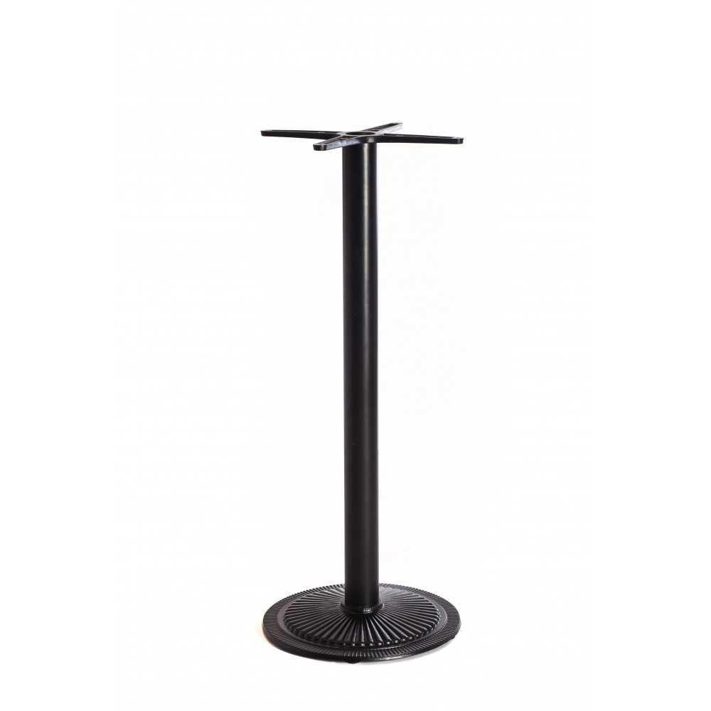 Pie de mesa alto E40
