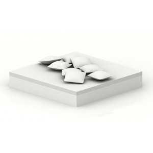 Cama para exteriores Quadrat