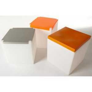 Taburete Cubeta para todo tipo de espacios