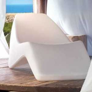 Chaise Longue Spa ideal para exteriores