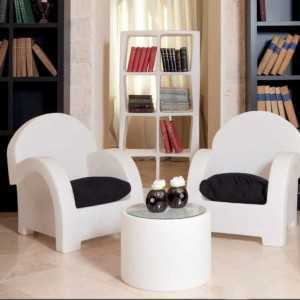 Sillón Petra ideal para contract
