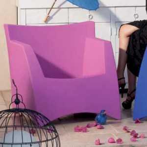 Sillón Cubic ideal para hostelería