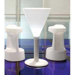Mesa Cocktail con iluminación