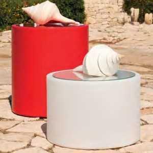 Mesa Lino ideal para exteriores