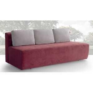 Sofá abatible convertible en cama
