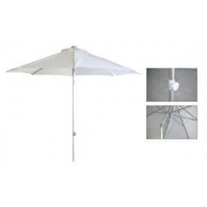 Parasol Aluminio inclinable para exteriores