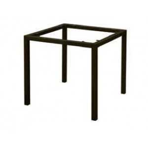 Base de mesa en aluminio