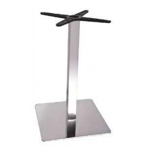 Pie de mesa E19 base de 40x40