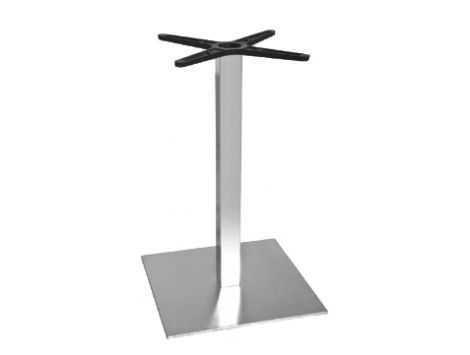 Pie de mesa E20 base de 40x40