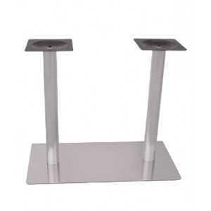 Pied de table double E24