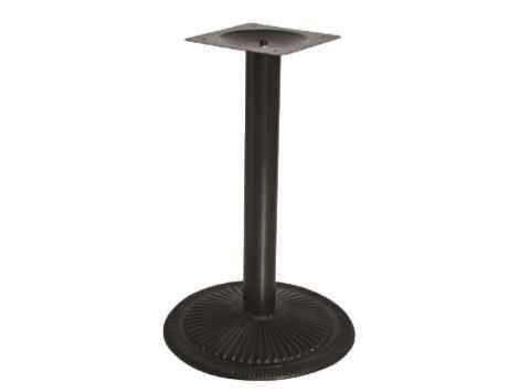 Pie de mesa E40 base de 45cm diametro