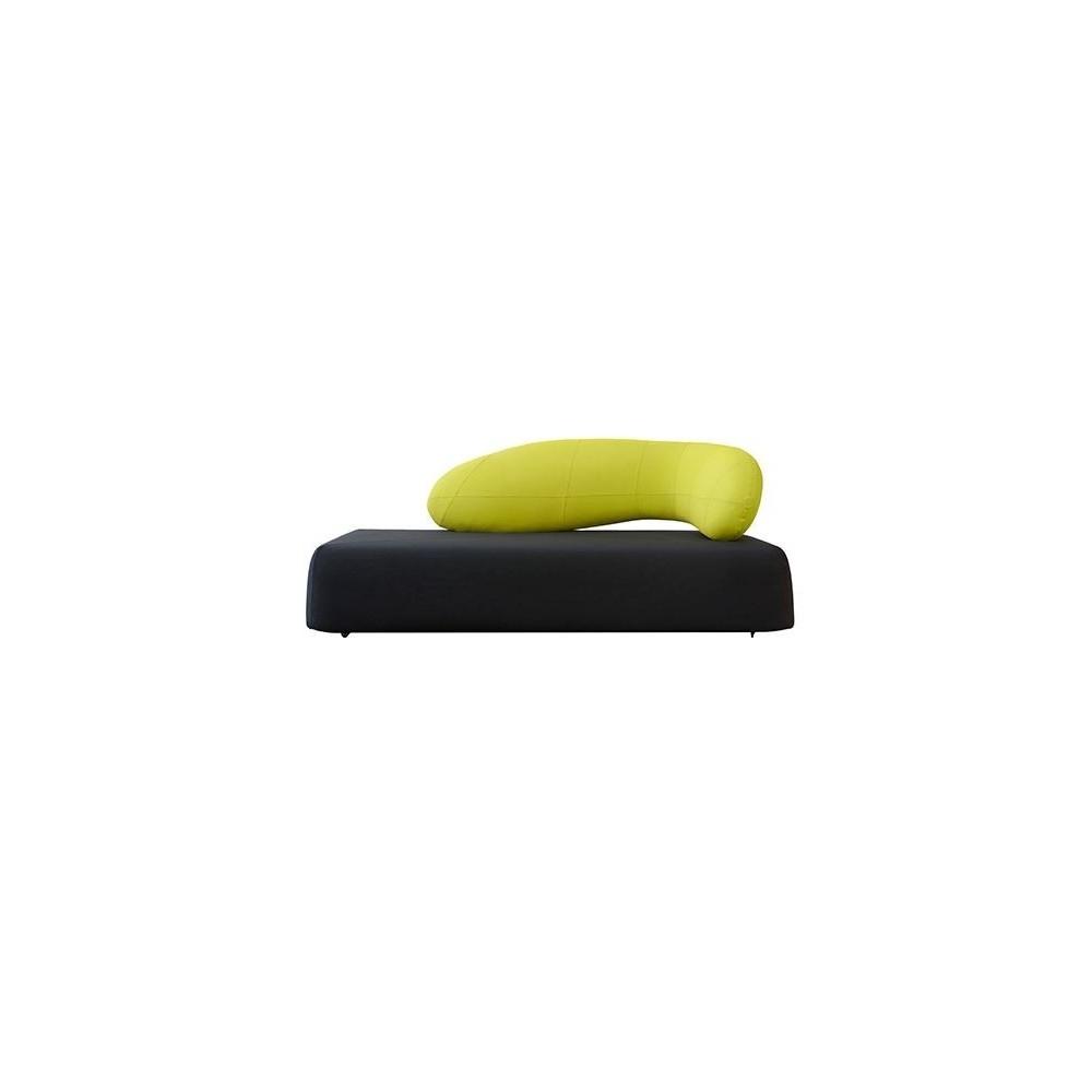 Sofá chaiselongue Fenix para hostelería