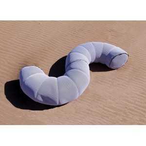Puf modelo Donut original tela 3D para exterior
