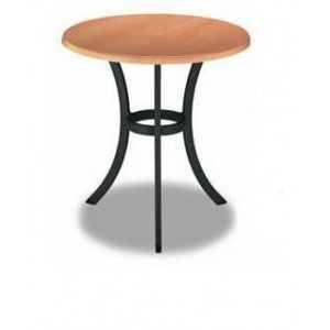 Mesa redonda para cafetería Cardif