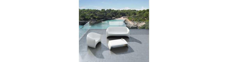 Mobiliario en resina