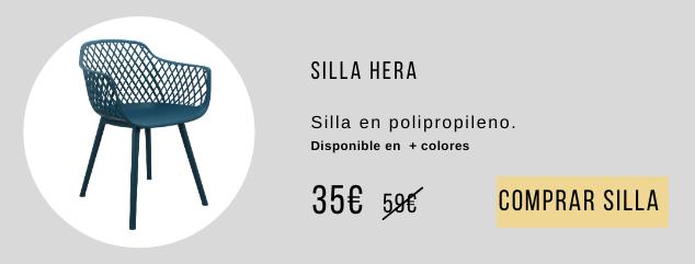 Silla Polipropileno 1